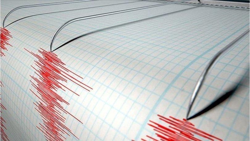deprem mi oldu