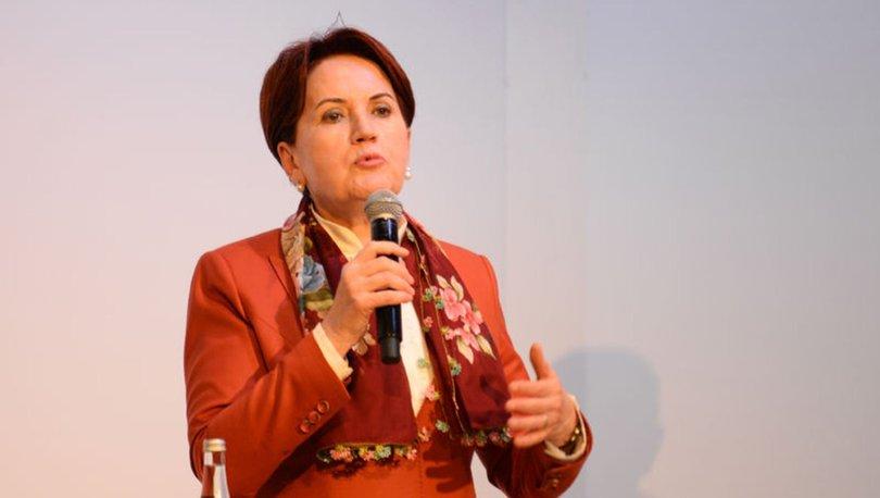 İYİ Parti Genel Başkanı Meral Akşener: Deprem yüreğimizi yaktı