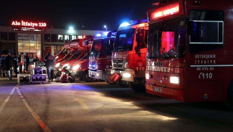 Ankara Büyükşehir Belediye Başkanı Mansur Yavaş: 9 araç ve 40 personelle yardıma hazırız