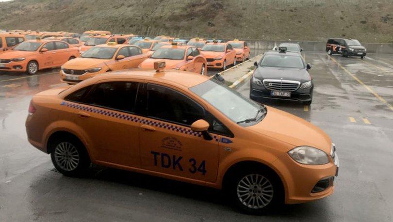 taksi plaka tartışmaları