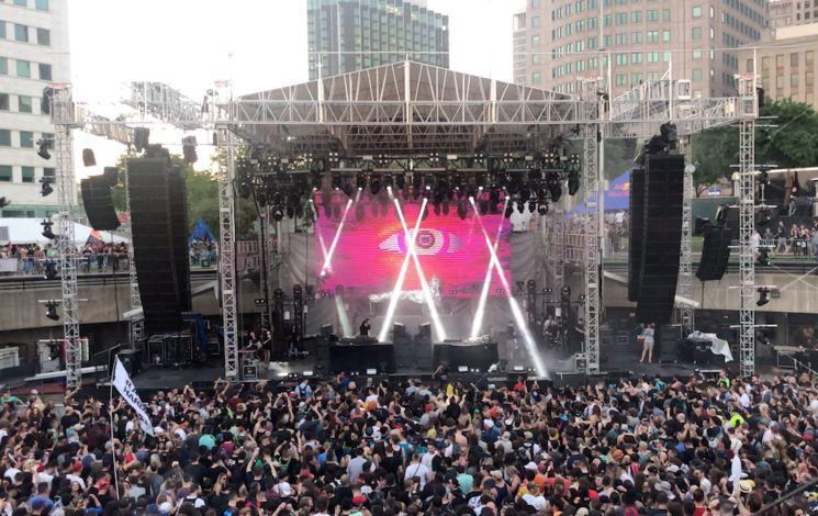 Movement Detroit Müzik Festivali