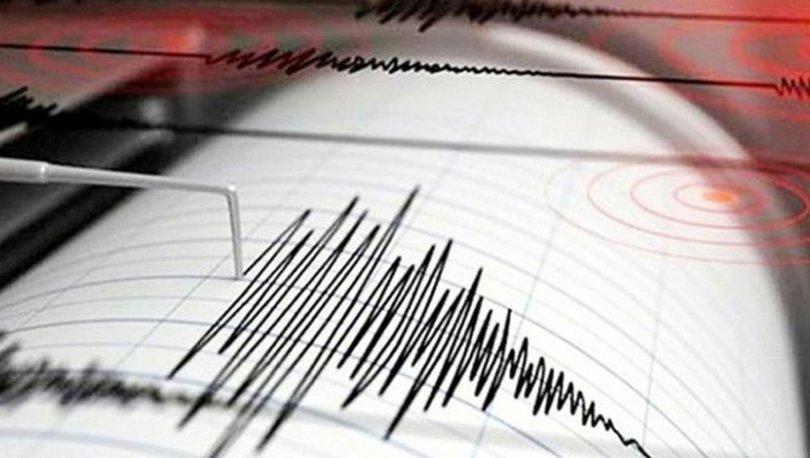 Manisa'da 4.0 ve 3.1 büyüklüğünde depremler! 25 Ocak Kandilli ve AFAD son depremler listesi