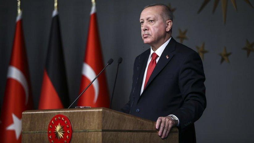 Cumhurbaşkanı Erdoğan: Milletimizin yanındayız