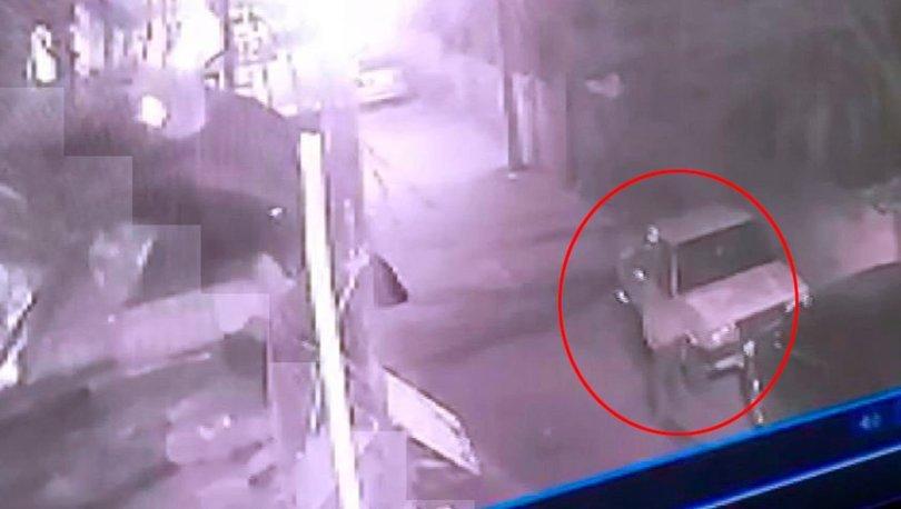 Deprem sonrası eline aldığı bıçakla 160 aracın lastiğini böyle patlattı