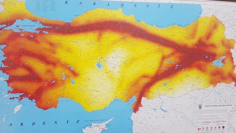 Elazığ deprem raporu