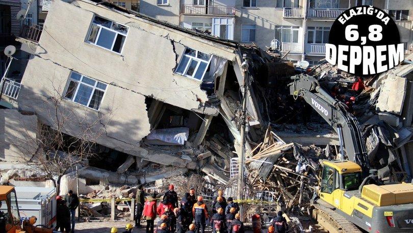 BKM'den Elazığ depremi mağdurlarına yardım çağrısı
