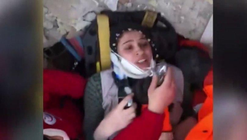 Elazığ depreminde yürek burkan feryat... Enkazdan çıktı haykırdı: Çocuklarım merdivenlerin altında