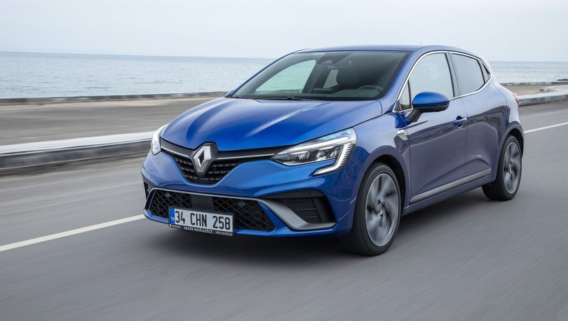 Renault Clio Türkiye'de