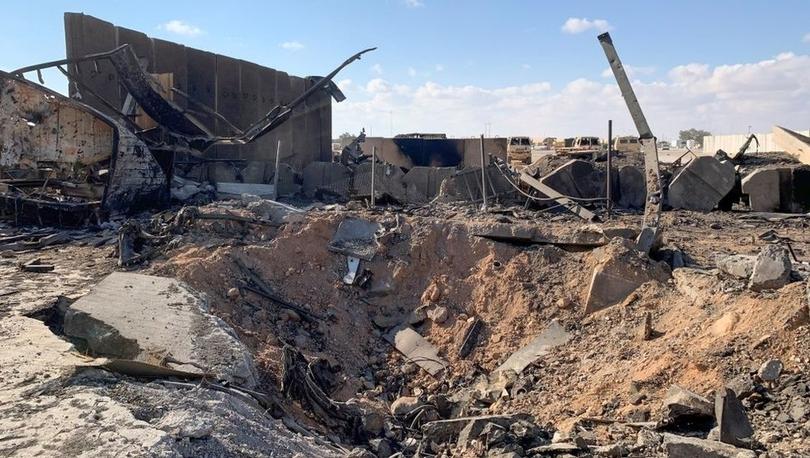 Pentagon: İran saldırısında 34 asker travmatik beyin yaralanması geçirdi