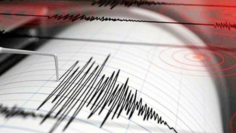 25 Ocak Son depremler listesi! En son deprem nerede oldu?