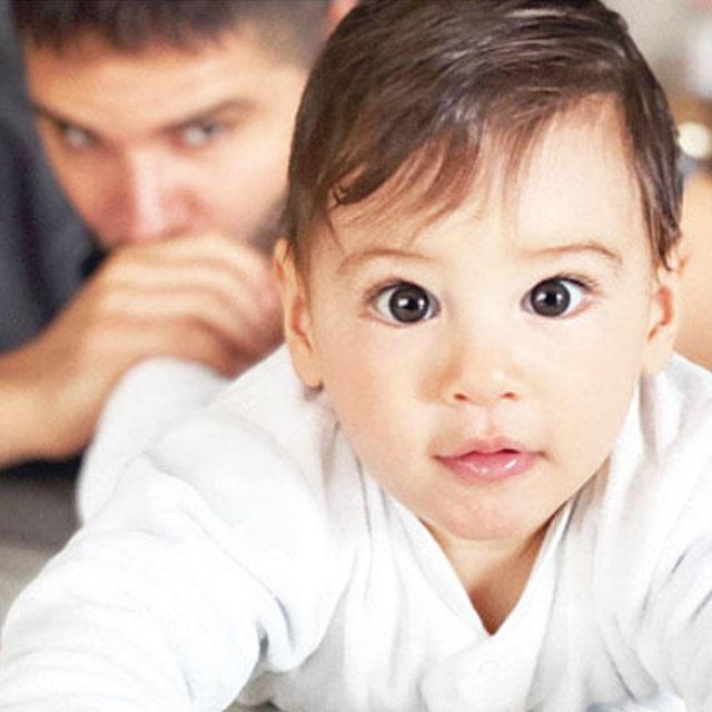Almeda Abazi'den oğlu Efehan ve Tolgahan Sayışman paylaşımı - Magazin haberleri