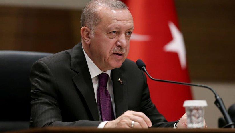 Erdoğan'dan sosyal medya tepkisi: Ahlaksızlık