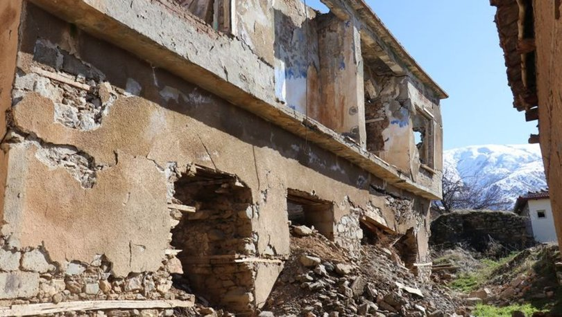 Malatya Valiliği: 526 konutta ağır hasar tespit edildi