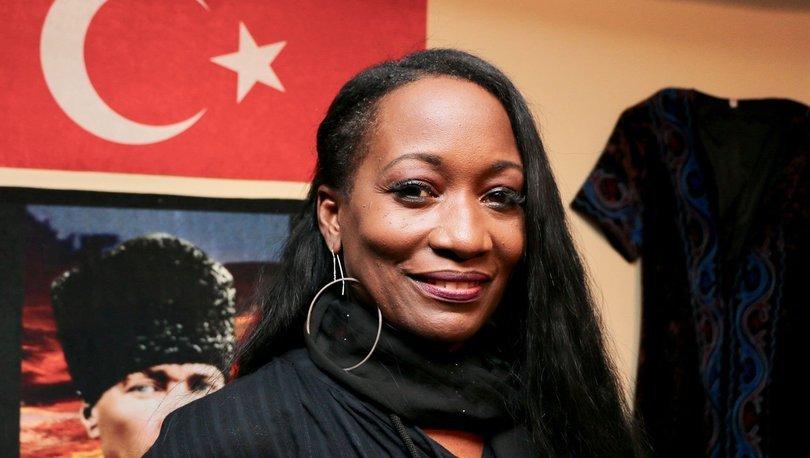 Della Miles: Yüreğimle Türk halkının yanında olacağım - Magazin haberleri