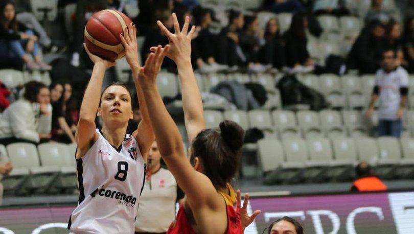 Beşiktaş TRC İnşaat: 84 - Bellona Kayseri Basketbol: 62