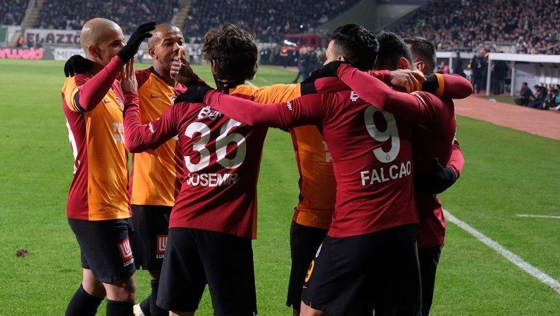 Konyaspor - Galatasaray maçı