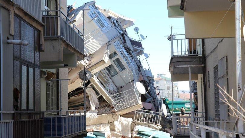 Son dakika Elazığ! İşte yürek yakan deprem bilançosu!