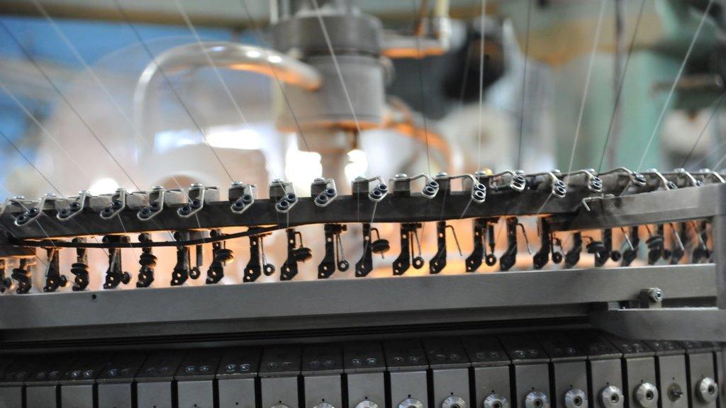 İkinci el tekstil makinelerinde yeni rota Amerika