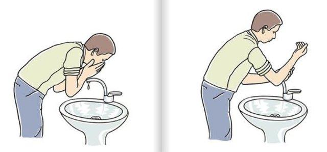 Abdest nasıl alınır? Kısaca resimli abdest alınış şekli