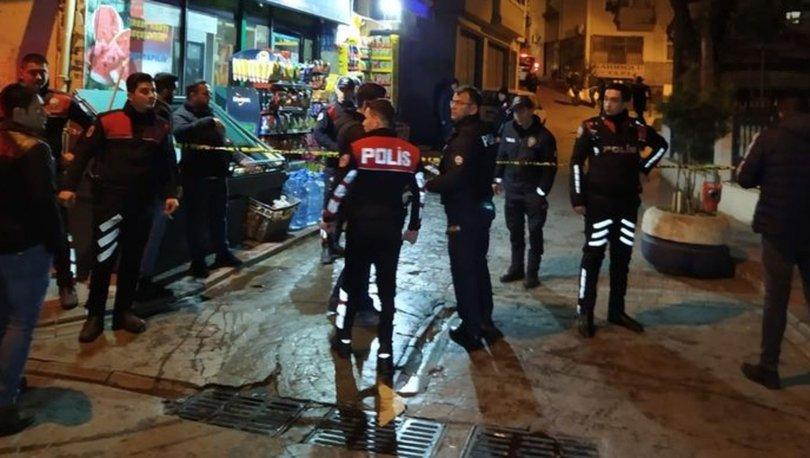 İstanbul'da sokak ortasındaki kavga kanlı bitti: 1 yaralı
