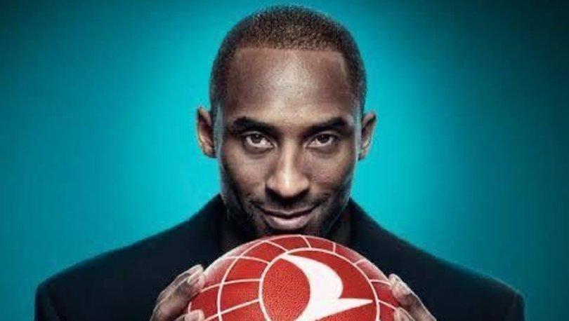 Kobe Bryant, THY'nin küresel marka elçisi olmuştu