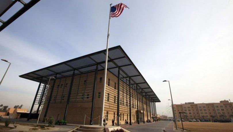 ABD'nin Bağdat Büyükelçiliğine füze isabet etti