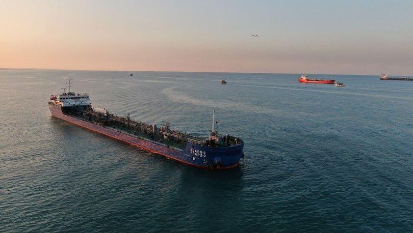 Kilyos gemi kazası kaza