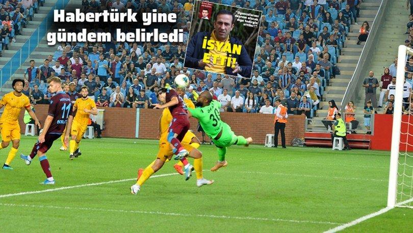 TFF'den 'erteleme' açıklaması! Yeni Malatyaspor - Trabzonspor