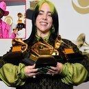 62. Grammy Ödülleri...