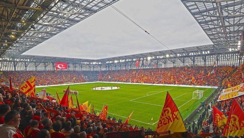 Göztepe'nin yeni stadyumu açıldı