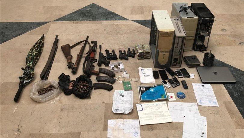 SON DAKİKA HABERİ! Tel Abyad'da eylem hazırlığındaki 5 terörist yakalandı!