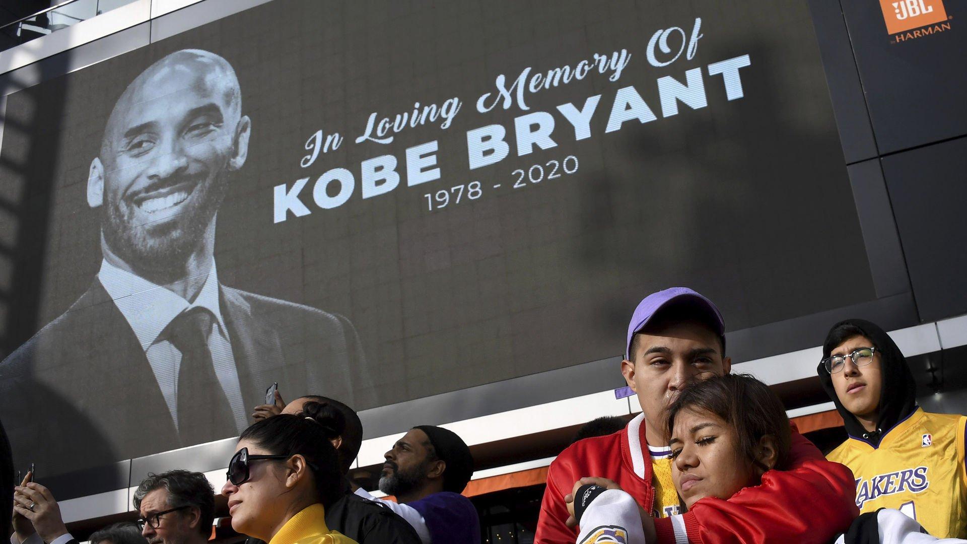 Kobe Bryant: Bir kuşağın en büyüğü