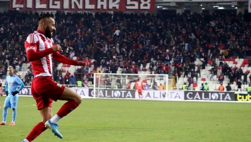 Sivasspor: 1 - Çaykur Rizespor: 1 | MAÇ SONUCU ve MAÇ ÖZETİ! Yasin'den lidere hayat öpücüğü!