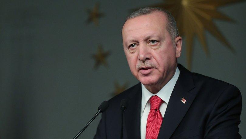 Cumhurbaşkanı Erdoğan'dan flaş Libya açıklaması