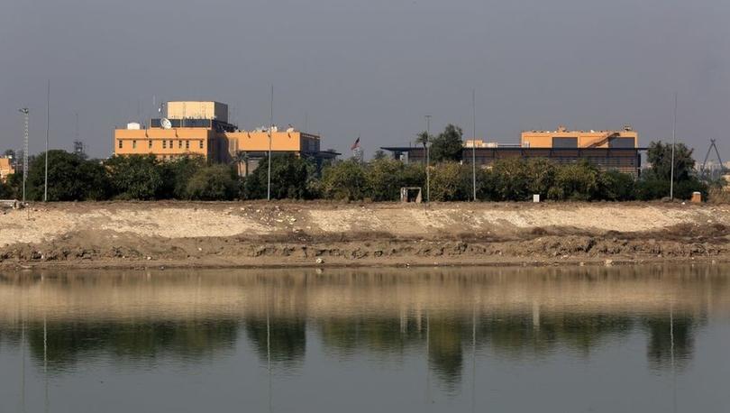Irak'taki ABD Büyükelçiliği'ne roketli saldırı: '3 yaralı'