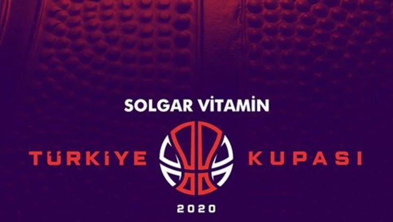 Erkekler Türkiye Kupası'nın isim sponsoru Solgar Vitamin oldu