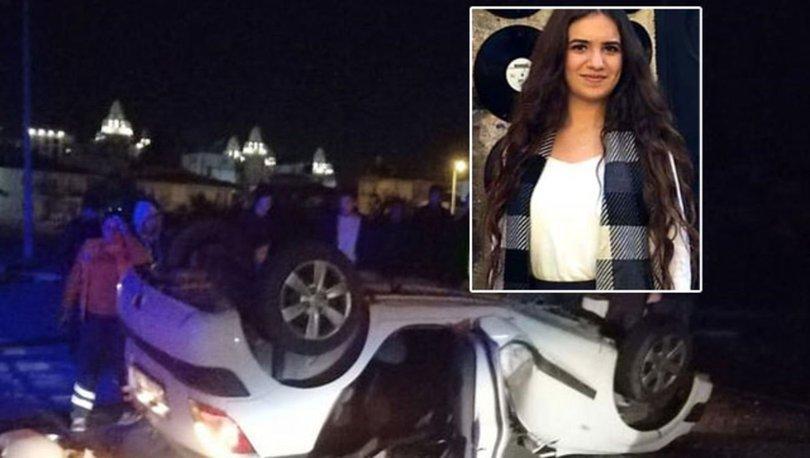 Son dakika kahreden ölüm! Helin 20 yaşındaydı! Kahreden kaza!