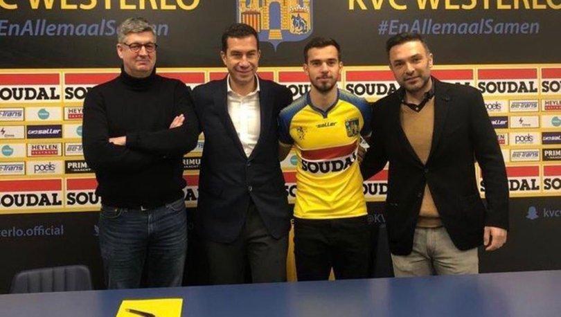 Fenerbahçe, Barış Alıcı'yı Westerlo'ya 1,5 yıllığına kiraladı