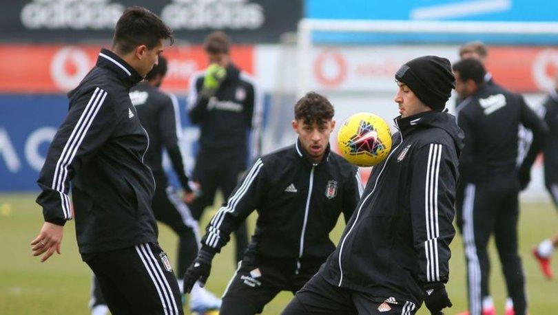 Beşiktaş, Çaykur Rizespor maçı hazırlıklarına 11 eksikle başladı