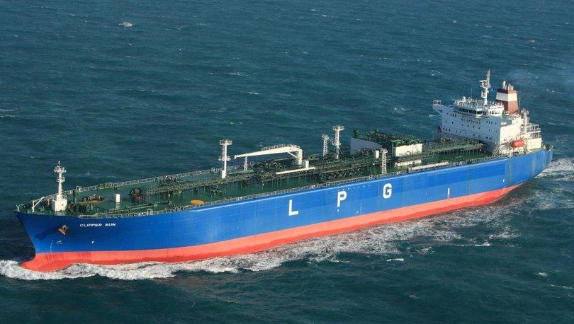LPG ithalatı kasımda azaldı