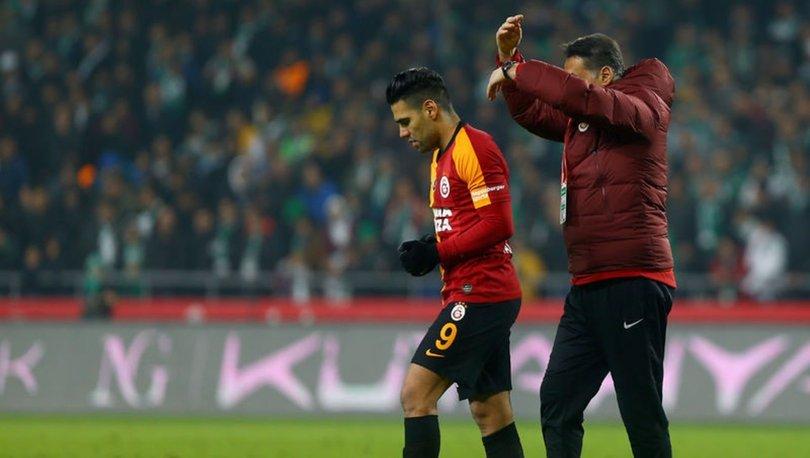 SON DAKİKA! Falcao ve Saracchi'nin durumu belli oldu... Galatasaray son dakika haberleri