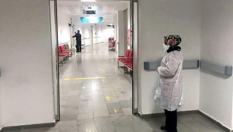 Aksaray'da tedbiren hastaneye kaldırılan 10'u Çinli 12 kişinin tedavisi sürüyor - Haberler