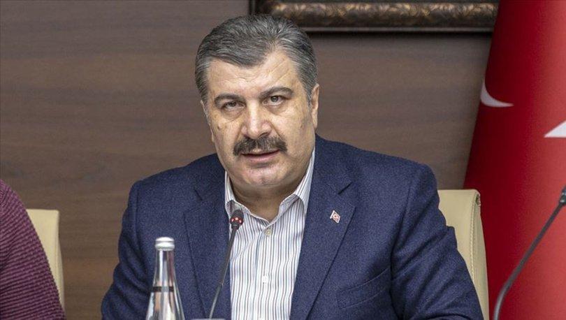 Son dakika... Sağlık Bakanı Koca'dan koronavirüs açıklaması