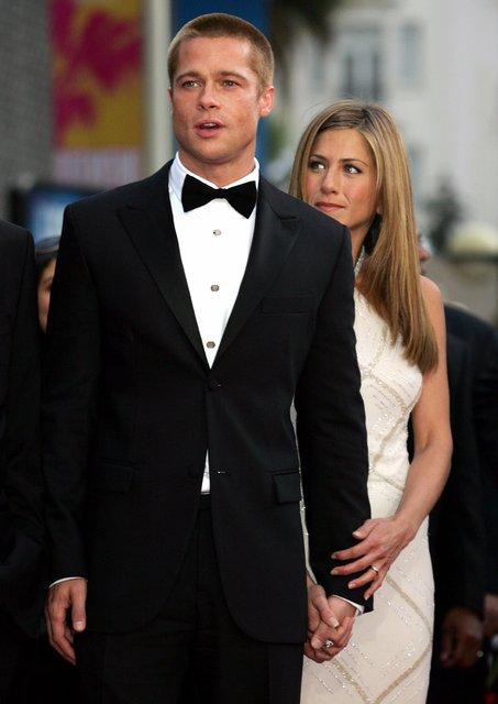 Brad Pitt ve Jennifer Aniston gizli gizli buluşuyor - Magazin haberleri