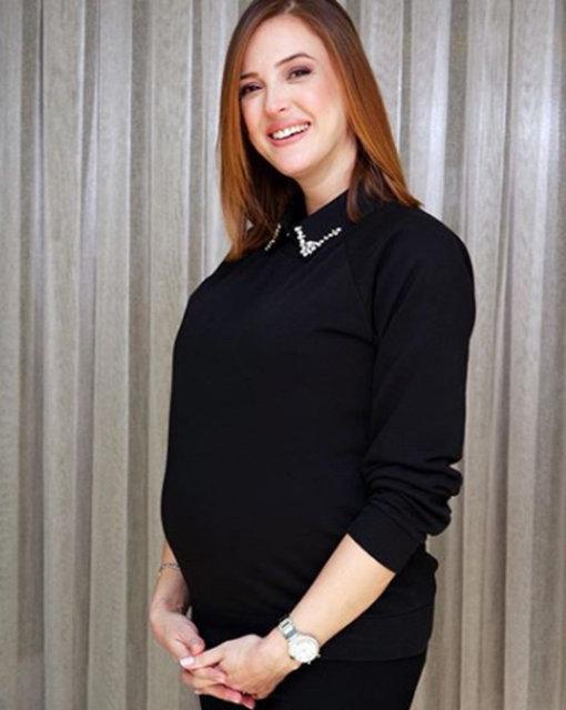 Simge Fıstıkoğlu ikinci kez anne oluyor - Magazin haberleri