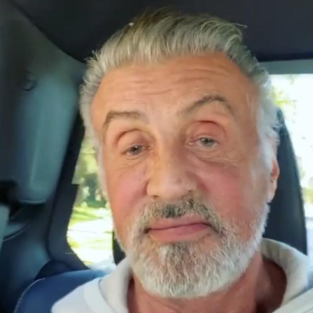 Sylvester Stallone'den hayranlarına sürpriz - Magazin haberleri