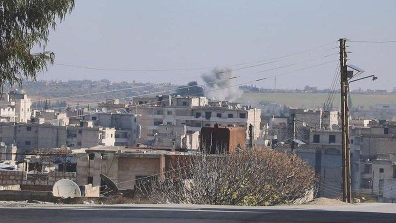 Suriye'de rejim güçleri İdlib'in en büyük ilçesini ele geçirdi