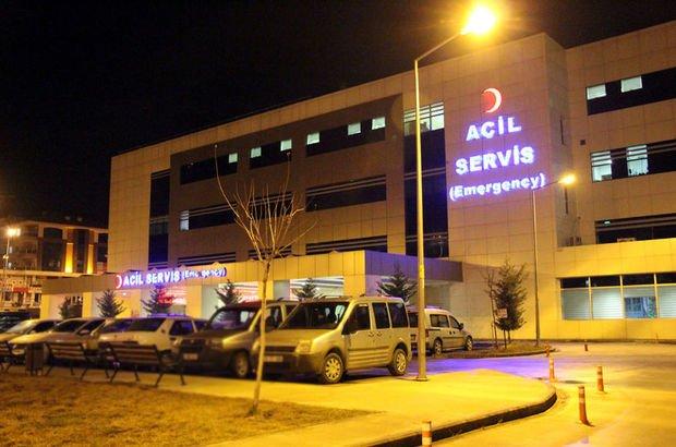 Burdur'da karbonmonoksit zehirlenmesi