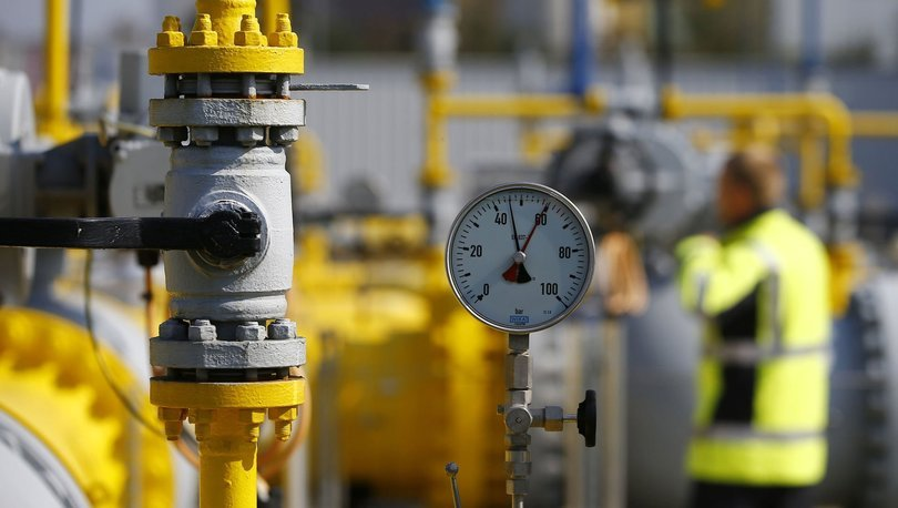 Doğal gaz ithalatı kasımda yüzde 17 azaldı