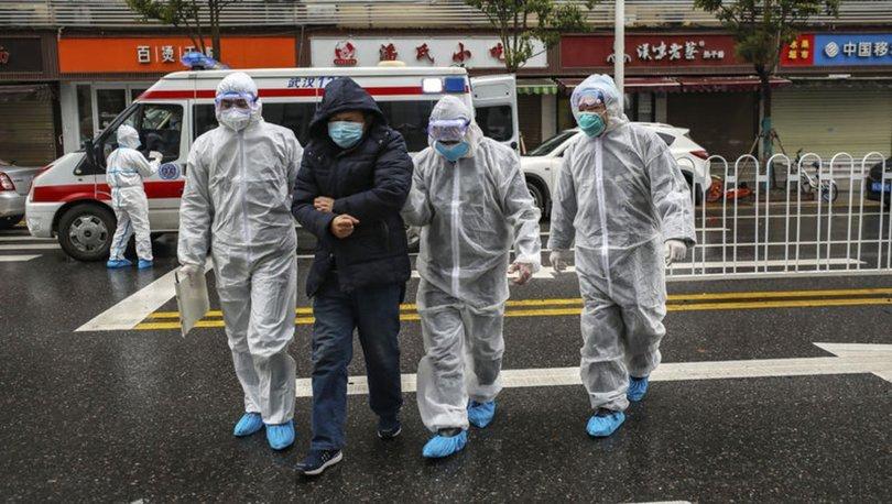 Almanya'da yeni tip koronavirüs